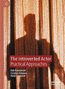 Book Cover: The Introverted Actor - Practical Approaches